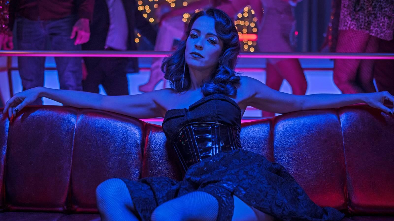 Verónica Sánchez en 'Sky rojo'