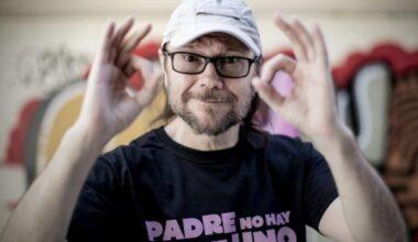 Promoción de Santiago Segura para 'Padre no hay más que uno'