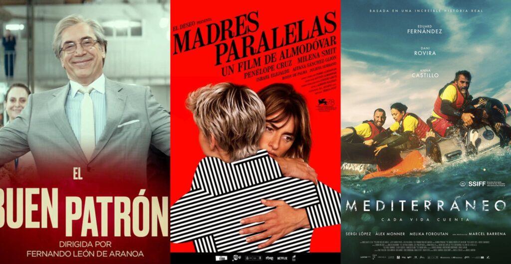 Películas españolas preseleccionadas para los Premios Óscar
